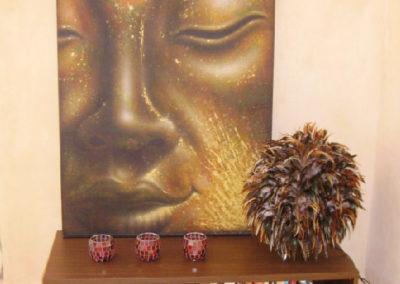 Carpintería Gregori / Salón, mesa