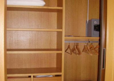 Carpintería Gregori / Vestidor, armario