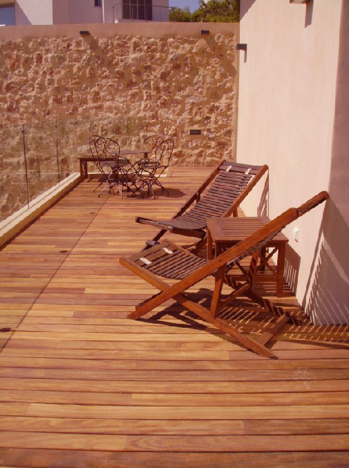 Trabajos de carpintería en Ibiza