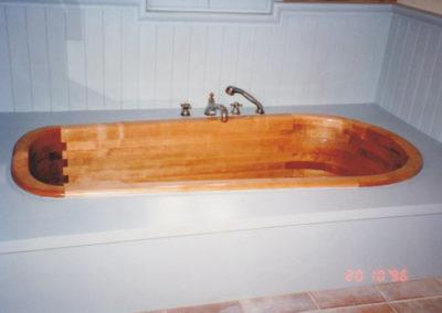 Carpintería Gregori / baño, bañera