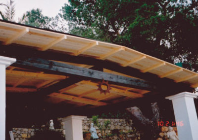 Carpintería Gregori / tejados madera