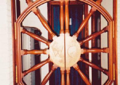 Carpintería Gregori / puertas originales