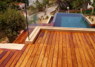 Carpintería Gregori / piscinas madera