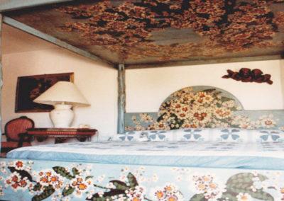 Carpintería Gregori / Dormitorio madera