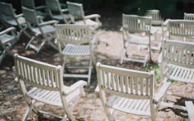 Lasur, una forma inteligente de proteger los muebles de exterior